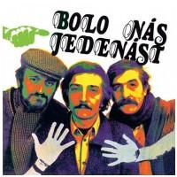 VINYL Lasica, Satinský, Filip • Bolo nás jedenásť (LP)