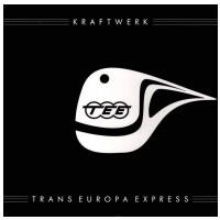 VINYL Kraftwerk • Trans-Europa Express / Clear Vinyl / DE (LP)