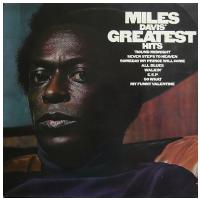 VINYL Davis Miles • Greatest Hits / 1969 (LP)
