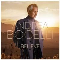 VINYL Bocelli Andrea • Believe (2LP)