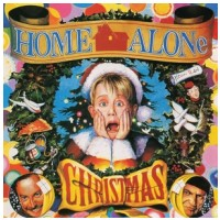 VINYL Výber • Home Alone Christmas / Santa Red Vinyl (LP)