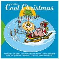 VINYL Výber • A Very Cool Christmas / Blue + Yellow Vinyl (2LP)