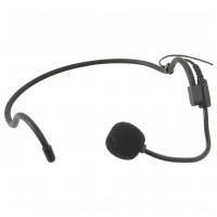 Chord HAN-35 hlavový mikrofon Černá