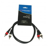 Accu-Cable AC-R/1 RCA Cable 1 M
