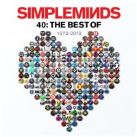 VINYL Simple Minds • Forty: The Best Of Simple Mind (2LP)