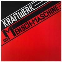 VINYL Kraftwerk • Die Mensch-maschine / Red Vinyl / DE (LP)