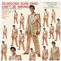 VINYL Presley Elvis • 50,000,000 Elvis Fans Can't Be Wrong Vol. 2 (LP)