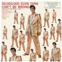 VINYL Presley Elvis • 50,000,000 Elvis Fans Can't Be Wrong Vol. 2 (LP)