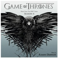 VINYL Game Of Thrones 4 / Transparent Vinyl (2LP)