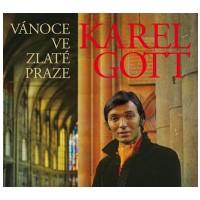 VINYL Gott Karel • Vánoce ve zlaté Praze (LP)