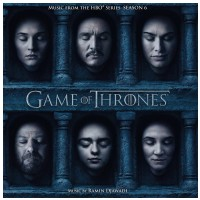 VINYL Game Of Thrones 6 - Ramin Djawadi (3LP)