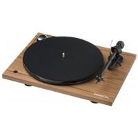 ProJect Essential III RecordMaster + OM10  walnut