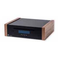 ProJect CD Box DS2 T  BLACK / WALNUT (bočnice)