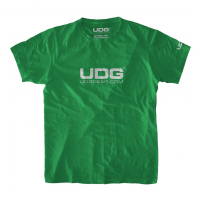 UDG T-Shirt UDGGEAR Logo Green/ White XL