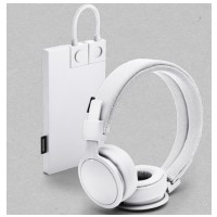 Urbanears BACK TO IT BUNDLE WHITE - PLATTAN ADV BT + POWER BANK