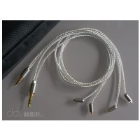 DD Hifi BC50 MMCX - 2,5 Jack sluchátkový kabel