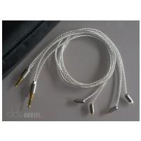 DD Hifi BC50 0.78 2pin - 2,5 Jack sluchátkový kabel