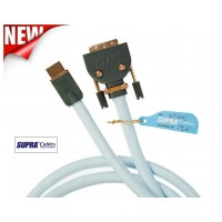 SUPRA  HDMI-DVI HD VIDEO 1m