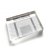 Simply Analog Tonearm VTA & Cartridge Azimuth Ruler