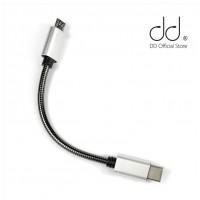 DD Hifi TC03 - USB-C > Micro USB 7 cm