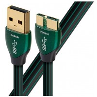 Audioquest Forest USB 3.0  na Micro 0.75m