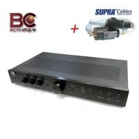 BC Acoustique EX-214 + sieťový kábel SUPRA LoRad 1.5 CS-EU v dĺžke 1,5m