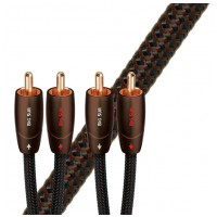 Audioquest Big Sur (RR) kabel audio RCA - RCA 0,6m