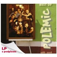 VINYL Polemic • Best Of 1988 - 2008 (2LP s podpisom)
