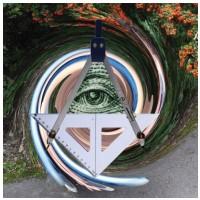 VINYL Saténové Ruky • Gravitácia / Monštrum (LP)