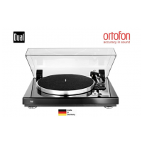 Dual CS 460 + Ortofon OM 10 Čierna - piano lak