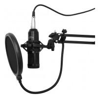 Media-Tech MT396 štúdiový mikrofón s USB zvukovou kartou