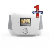 Hama DIR3300SBT digitálne a internetové rádio Biele