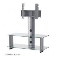 Sonorous PL 2195  C-SLV - číre sklo / strieborné nohy