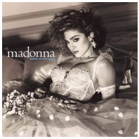 VINYL Madonna - Like a Virgin LP (clear vinyl album)