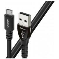 Audioquest Carbon USB A na Micro 0.75m