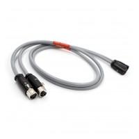cable4 Grey BALANCED 2XLR-2XLR 1m