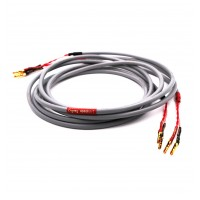 cable4 Grey SPEAKER 2BAN-2BAN SingleWire 2.5m