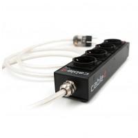 cable4 Clear POWER EU-D4 max.250V/16A 1,5m