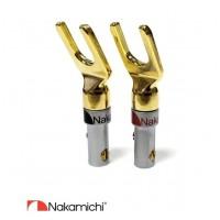 Nakamichi Spade Plugs N0535FN