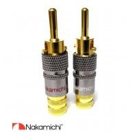 Nakamichi Banana Plugs N0575