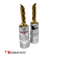 Nakamichi Banana Plugs N0534E