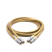 Nakamichi Hexlink Golden 5-C interconnects RCA 1 M