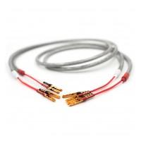 cable4 Clear T2 SPEAKER 2BAN-2BAN SingleWire (metráž)