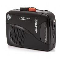 GPO Retro Cassette Walkman black