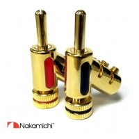 Nakamichi Banana Plugs N0846