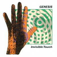 VINYL Genesis - Invisible Touch LP