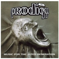 VINYL PRODIGY Music For the Jilted Generation 2LP