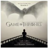 VINYL Game of Thrones 5 (Ramin Djawadi) 2LP