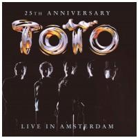 VINYL TOTO Live In Amsterdam