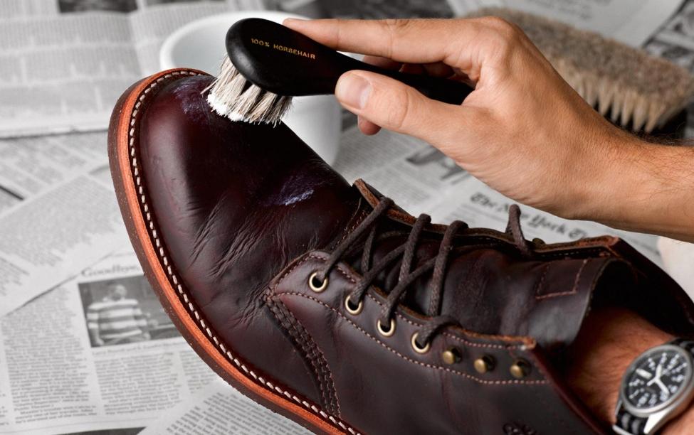 Deri Ayakkabı Nasıl Temizlenir?